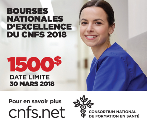 Bourses d'excellence CNFS