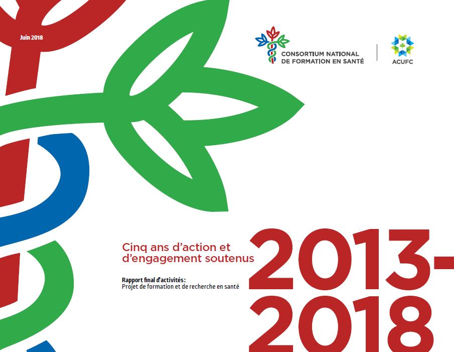 Cinq ans d'actions et d'engagement soutenus du CNFS