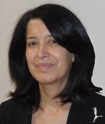 Sarah Pakzad, professeure de l'Université de Moncton