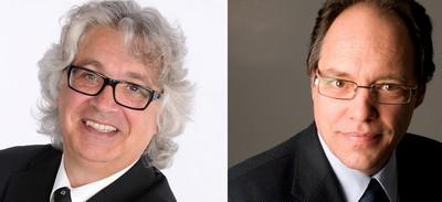 Reno Michel Haché et Gerry Pelletier