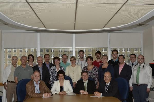Un pas de plus vers l'augmentation du nombre de médecins spécialistes francophones formés au Nouveau-Brunswick
