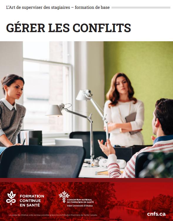 Gérer les conflits – Atelier jusqu'au 31 août