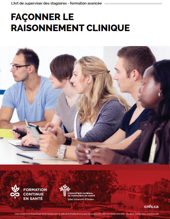 Façonner le raisonnement clinique – Atelier jusqu'au 31 août