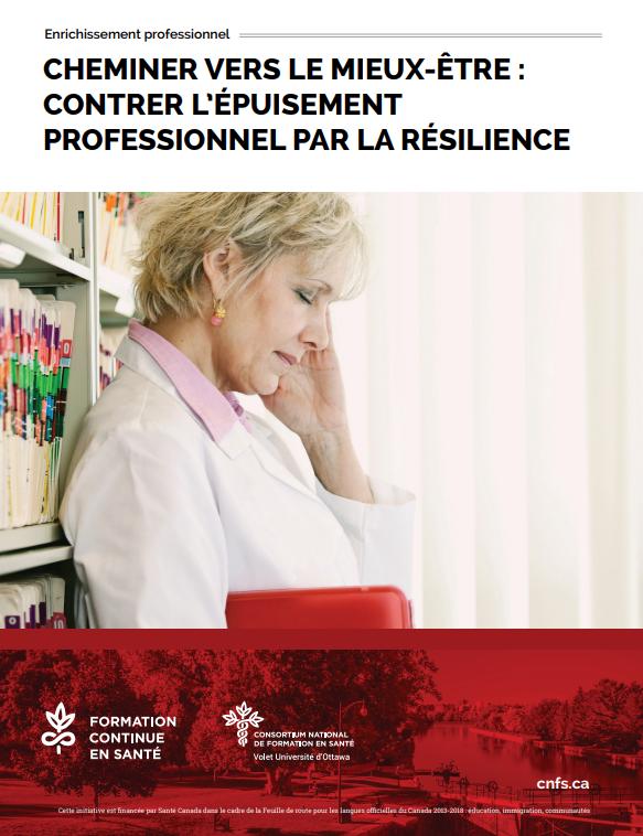 Cheminer vers le mieux-être : Contrer l'épuisement professionnel par la résilience – Atelier jusqu'au 31 août