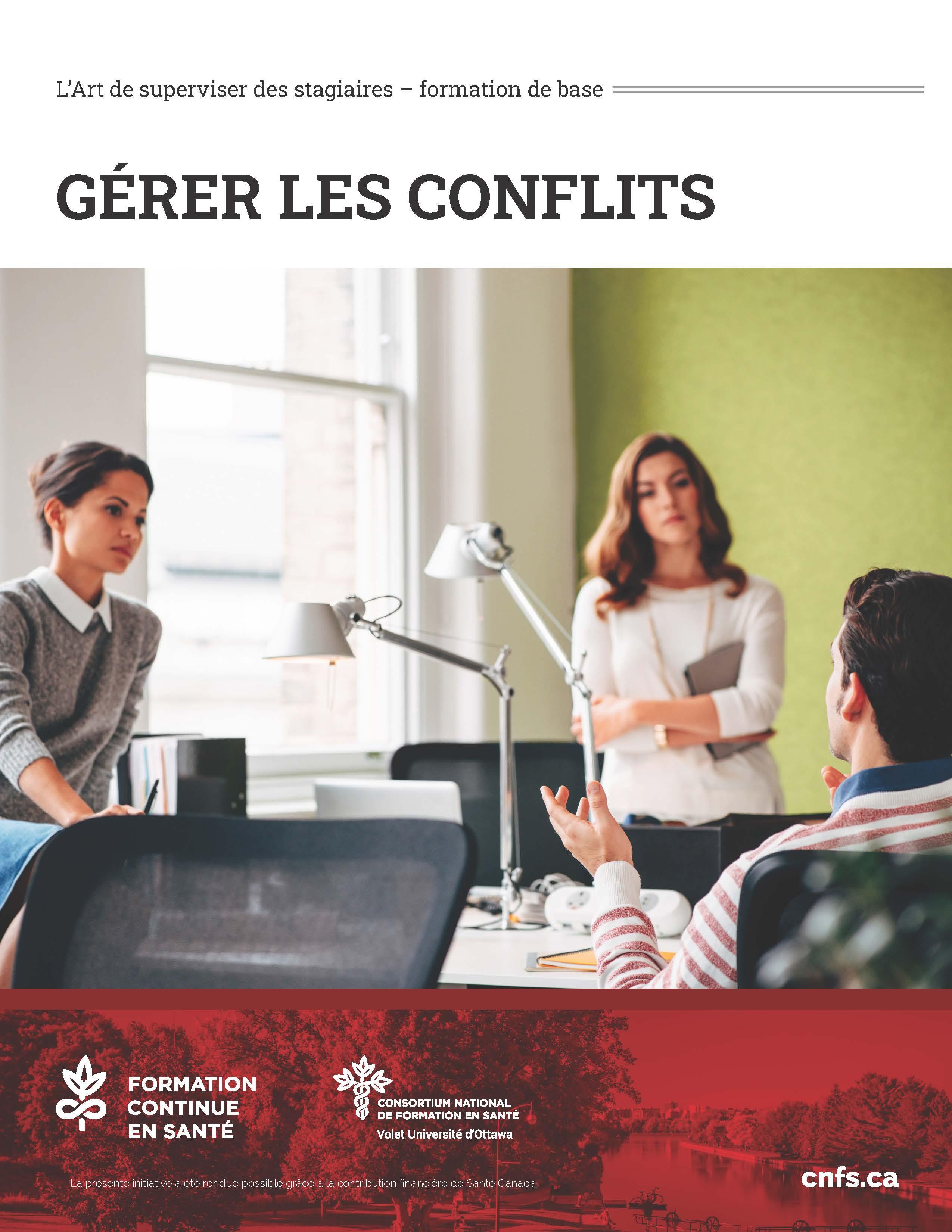 Gérer les conflits – Atelier en ligne en continu jusqu'en décembre